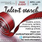 Talent Search and Imprint Society Grand Opening