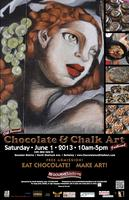 2013 Chocolate & Chalk Art Festival: Chocolate Tickets