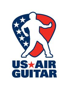 US Air Guitar logo