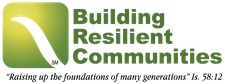 Building Resilient Communities logo