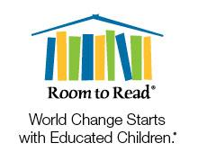 Room to Read San Diego logo