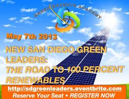 New San Diego Green Leaders: The Road to 100%...