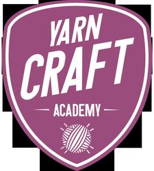 Yarn Craft Academy by New Stitch a Day logo