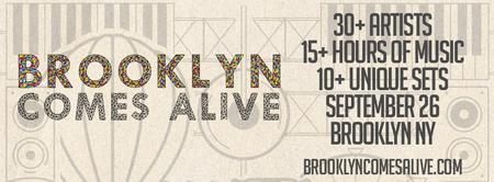 Brooklyn Comes Alive - A Day Of Musical Collaboration...