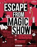 Real Escape Game SF Vol.5 - Escape from the Magic Show