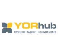 YORhub logo