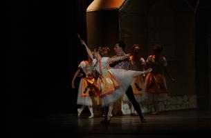 SF Youth Ballet Spring Performance of Copellia June 1...