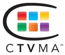 The Connected TV Marketing Association logo