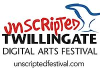 Unscripted Twillingate - Digital Arts Festival logo