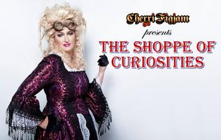 The Shoppe of Curiosities - September 2015