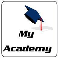 My Academy logo