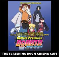 BORUTO: NARUTO THE MOVIE (SUN OCT 11 at 7:30PM)