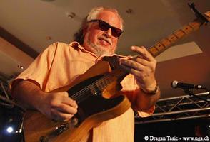 Bob Margolin with The Deluge