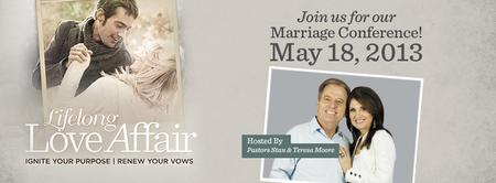 Lifelong Love Affair | Marriage Simulcast Seminar