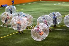 Bubble Ball Soccer NYC logo