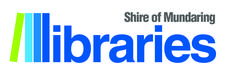 Shire of Mundaring Libraries logo