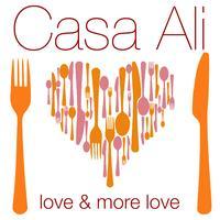 Casa Ali 21 April Lunch
