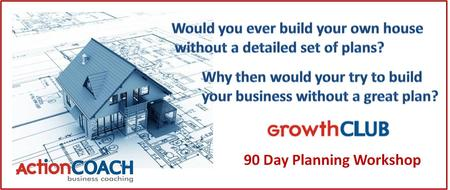 Friday 15th January 2016 GrowthCLUB - 90 Planning Day...