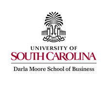 University of South Carolina Darla Moore School of Business logo