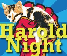 Harold Night: Fresh Blend
