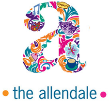 The Allendale logo
