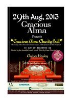 Gracious Alma Charity Ball