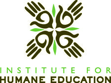 Institute for Humane Education logo