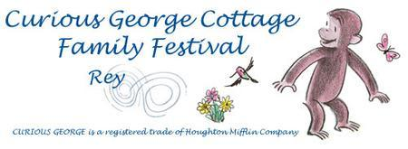 Curious George Cottage Family Festival 2013