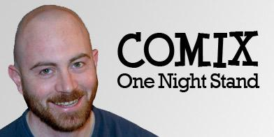 ONE NIGHT STAND COMIXw/ Pat OATES*********