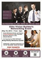 Elite Vision Builder's Networking Event