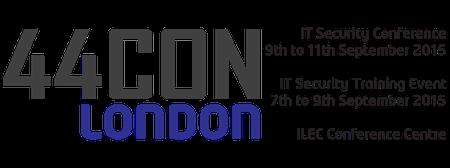 44CON London 2015 Community Event