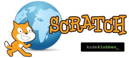 Kodeklubben i Åsane: Nybegynnerkurs i Scratch - 8-14 år