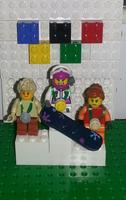 Lego Winter Olympics for children Kindy - Year 2 Kogarah