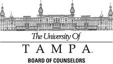 The University of Tampa Board of Counselors logo