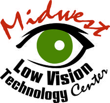 Midwest Low Vision Technology Center logo