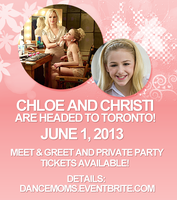 Chloe's Private Party Toronto 1