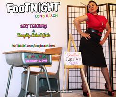 FootNight Long Beach, CA - Saturday, September 12, 2015