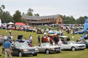 Classics on the Green Wine Festival and Car Show 2013