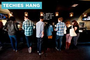 Techies Hang for Immigration Reform