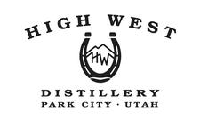High West Distillery logo