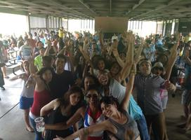 Parker Cocolo's 6th ANNUAL OUTDOOR SALSA PICNIC PARTY!