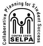 Contra Costa SELPA logo