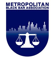 Metropolitan Black Bar Association logo