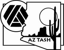 Arizona TASH presents AZWINS Trainings logo