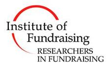 Researchers in Fundraising logo