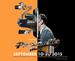 Full Day Pass for Luminance at Photoville 2015