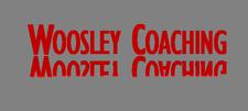 WoosleyCoaching.com logo