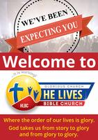 He Lives Bible Church London (HLBC)