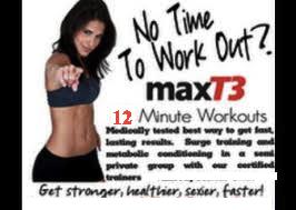 Athleta MaxT3 Workout