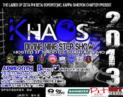KhaOs 2013: A Divine Nine Step Show